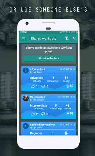 My Workout Plan - Daily Workout Planner 2
