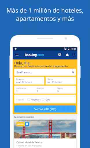 Booking.com Reservas Hoteles 2
