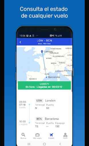 eDreams: Reserva vuelos baratos y ofertas de viaje 4
