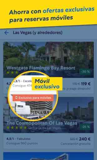 Expedia: ofertas en hoteles, vuelos y coches 2