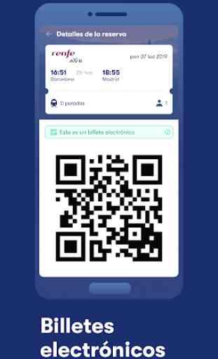 Omio: Compra billetes y viaja en Tren, Bús y Avión 2