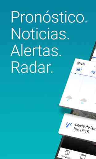 Tiempo - The Weather Channel 2