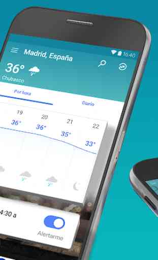 Tiempo - The Weather Channel 3