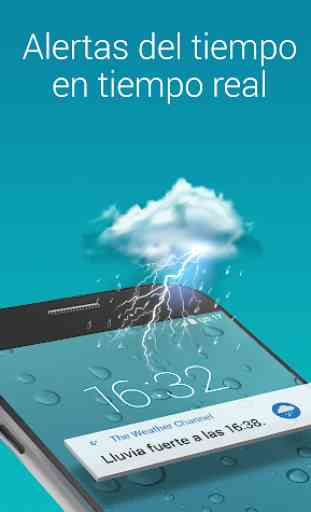 Tiempo - The Weather Channel 4