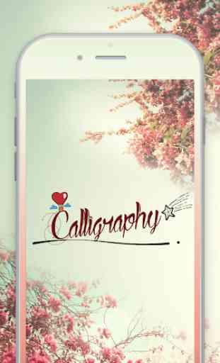 Calligraphy Name 2