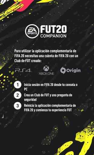 EA SPORTS™ FIFA 20 Companion 1