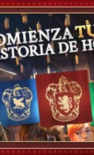 Harry Potter: Hogwarts Mystery 1