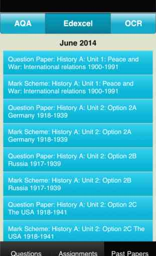 GCSE History (iOS/Android) image 3