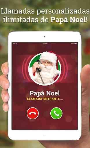 Mensaje de Papá Noel! (simulado) 1