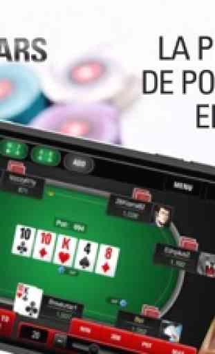 PokerStars: Juegos de Poker 1