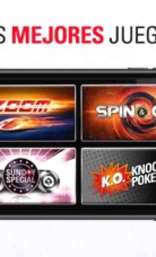 PokerStars: Juegos de Poker 4