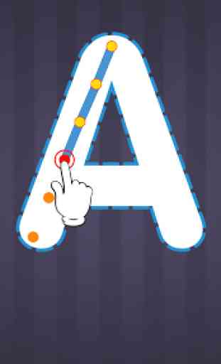 ABC Alphabet Tracing 2