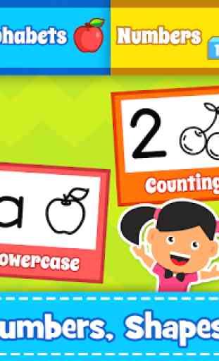 ABC PreSchool Kids - Juego de aprendizaje 2