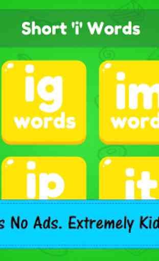 ABC Preschool Kids Spelling Tracing & Phonics game 3