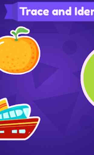ABC Preschool Kids Tracing & Learning Games - Free 3
