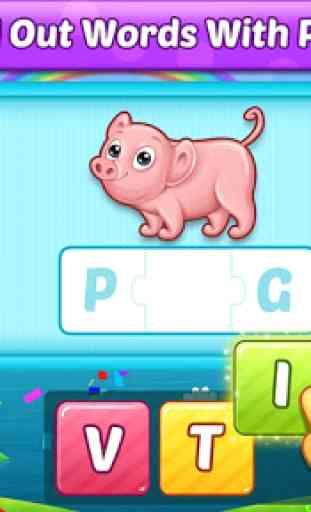 ABC Spelling - Spell & Phonics 2