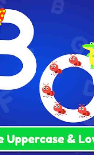 ABC: trazos y fonética 1