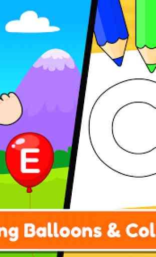 ABC: trazos y fonética 3