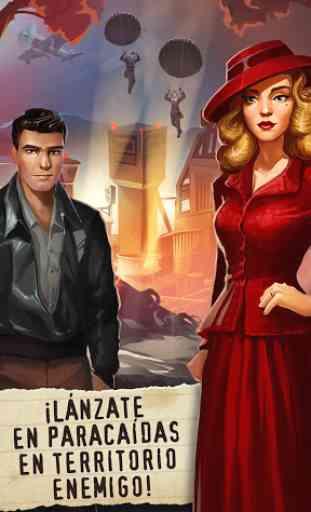 Adventure Escape: Allied Spies 1