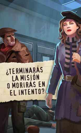 Adventure Escape: Allied Spies 4