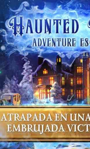 Adventure Escape: Haunted Hunt 1