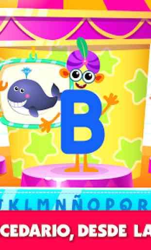 Bini Super ABC juego! Juegos educativos para niños 1