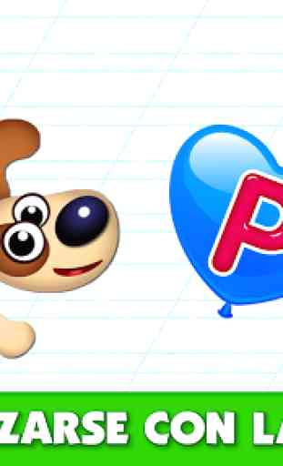 Bini Super ABC juego! Juegos educativos para niños 4