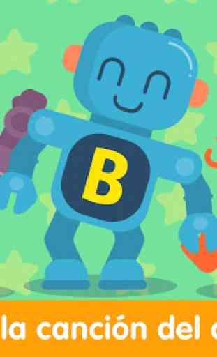 Canción del Alfabeto - ABC 1