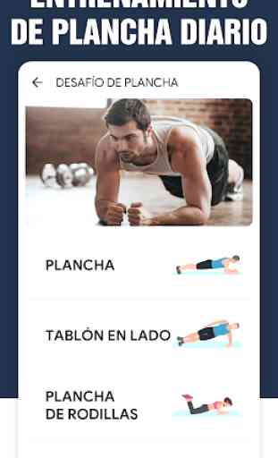 Entrenamiento Plancha - Desafío Plancha 30 Días 3