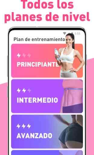 Fitness Femenino: Entrenamiento para Mujeres 3