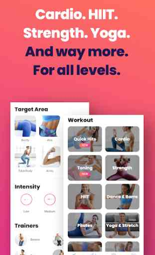 FitOn - Free Fitness Workouts & Personalized Plans 3