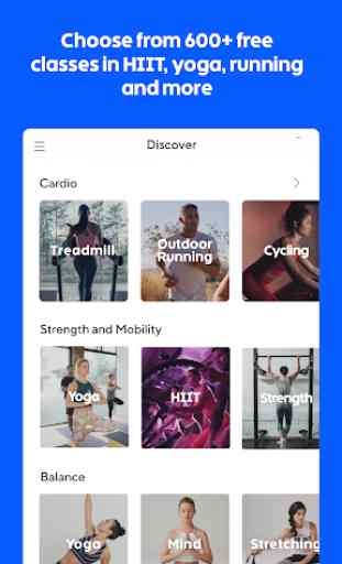 Go: Audio Workouts & Fitness 1