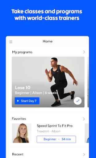 Go: Audio Workouts & Fitness 3