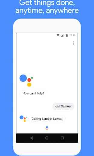 Google Assistant Go 1