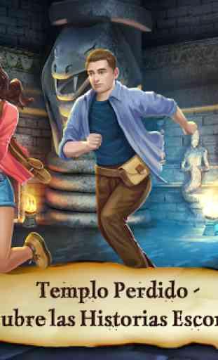 Hidden Escape: Lost Temple Aventura Lejana 1