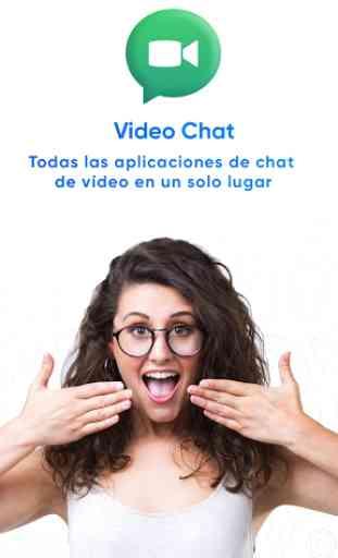 La aplicación Video Messenger 1