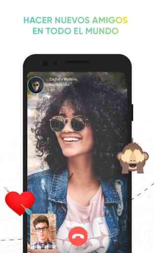La aplicación Video Messenger 3