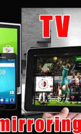 Mirror Share Screen para todos los Smart TV 1