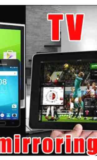 Mirror Share Screen para todos los Smart TV 2