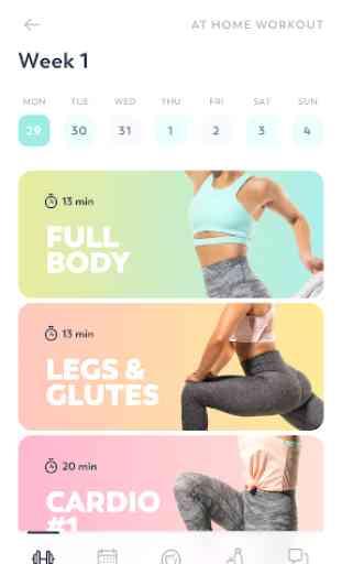 StrongHer: Fitness femenino y un cuerpo de bikini 2