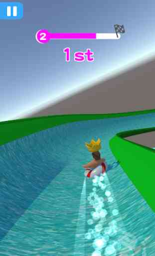 Water Park Race Roller Rush IO 3