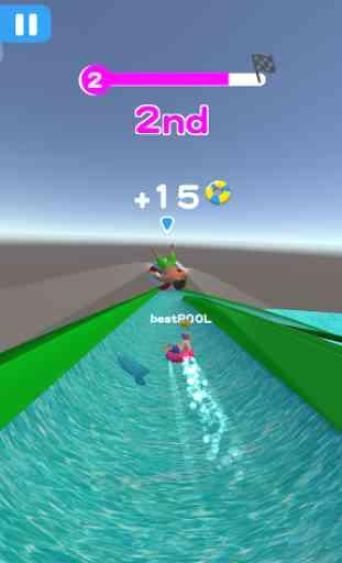 Water Park Race Roller Rush IO 4