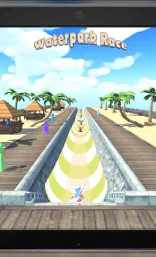 Waterpark Race 4