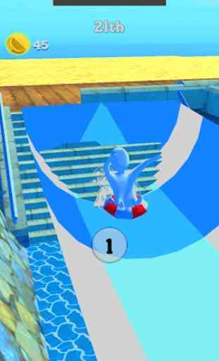 Waterpark Slide.io ! 2