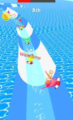 Waterpark Slide.io ! 4