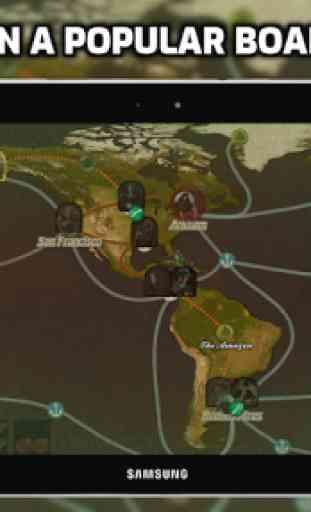 Ancient Terror: Lovecraftian Strategy Board RPG  1
