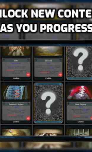 Ancient Terror: Lovecraftian Strategy Board RPG  2