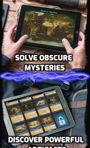 Ancient Terror: Lovecraftian Strategy Board RPG  3