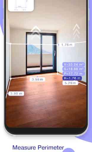 AR Plan 3D Regla – Camera to Plan, Floorplanner 1