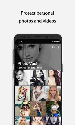Calculator Photo Vault - Ocultar fotos y videos 3